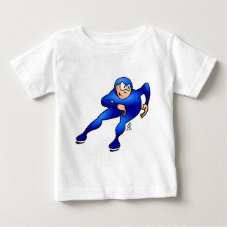 Speed skater - Ice skater Baby T-Shirt