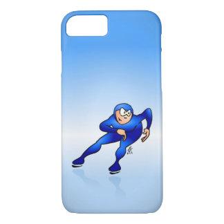 Speed skater iPhone 7 case