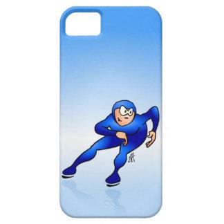 Speed skater iPhone SE/5/5s case
