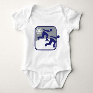 Speed_skating_dd.png Baby Bodysuit