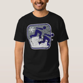 Speed_skating_dd_used.png T-Shirt