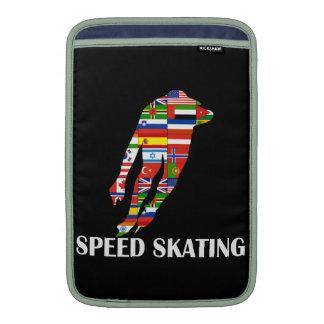 Speed Skating Sleeve For MacBook Air