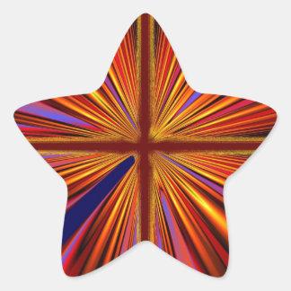 Speed Star Sticker