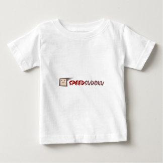 Speed Sudoku Baby T-Shirt