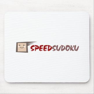 Speed Sudoku Mouse Pad