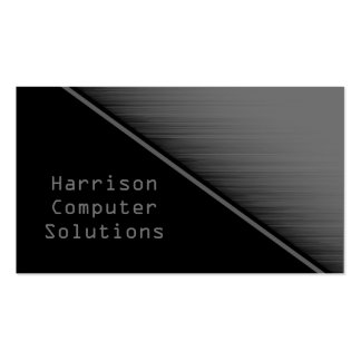 Speed Texture Business Card, Gray Business Card