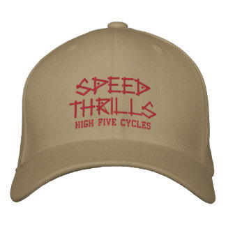 SPEED THRILLS hat