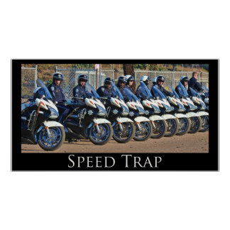 Speed Trap Poster