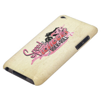 Speed & Wheels and Rock & Roll Case-Mate iPod Touch Case
