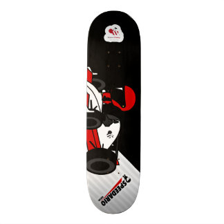 Speedario type 3 skateboard