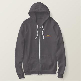 Speedboat Embroidered Hoodie