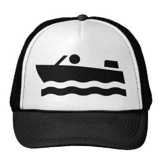 Speedboat Trucker Hat