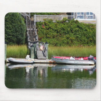 Speedboats, Cape Cod Mouse Pad