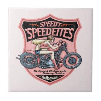 Speedettes Tile