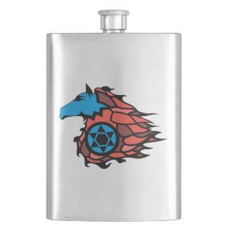 SpeedHorse Hip Flask