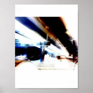 speeding bridges poster