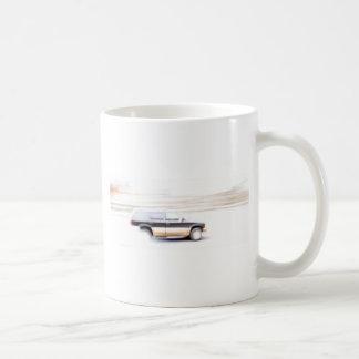 Speeding SUV Truck Classic White Coffee Mug