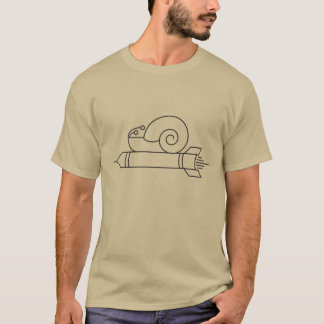 speeding up T-Shirt