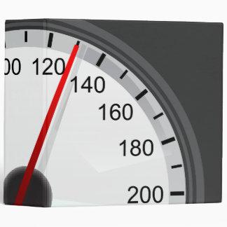 speedometer binder