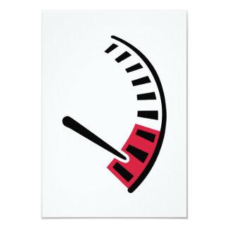 Speedometer car racing custom announcements