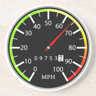 Speedometer Drink Coasters