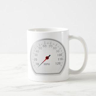 Speedometer Coffee Mug
