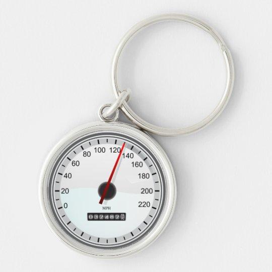 speedometer keychain