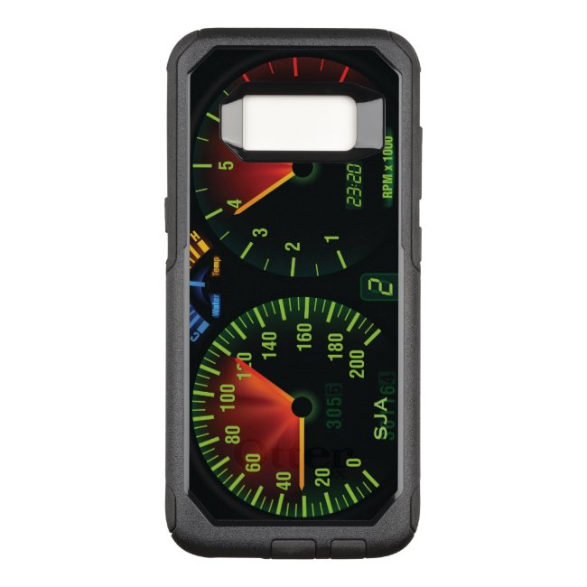 Speedometer Odometer Design Otter Box