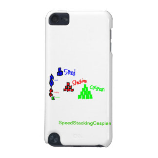SpeedStackingCaspian iPod touch 4 case iPod Touch 5G Cover