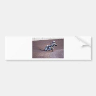 Speedway Bumper Sticker