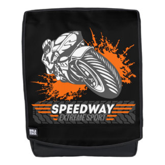 Speedway Extreme Sport 1 Image Options Backpack