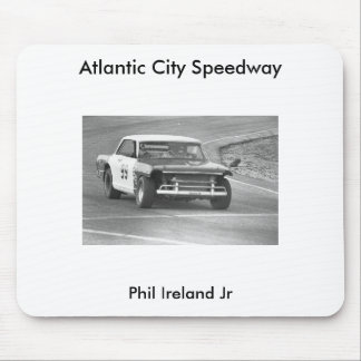 speedway mouse pad
