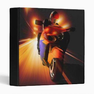 Speedy Biker Binder