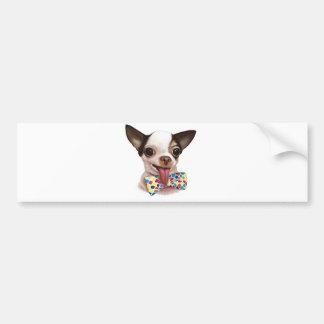 Speedy Boy Boy Chihuahua Bumper Sticker