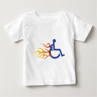 Speedy Chair Baby T Baby T-Shirt