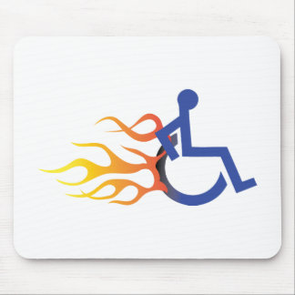 Speedy Chair Mousepad