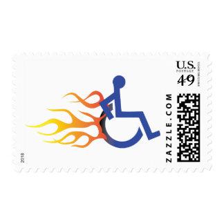 Speedy Chair Postage Stamp