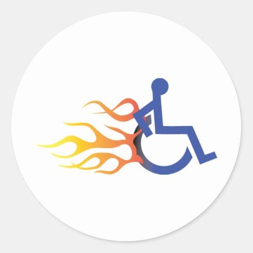 Speedy Chair Stickers
