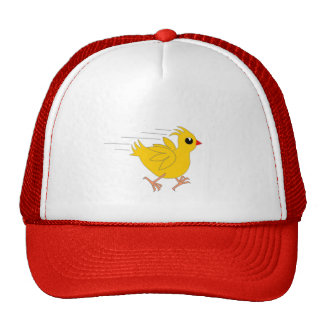 Speedy Chick Trucker Hat