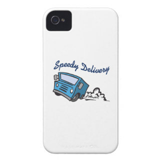 Speedy Delivery iPhone 4 Case-Mate Case