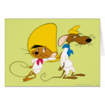 Speedy Gonzales and Friend Cards