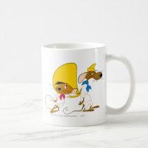 SPEEDY GONZALES™ and Friend Coffee Mug
