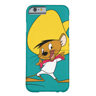SPEEDY GONZALES™ Bow-Tie Barely There iPhone 6 Case