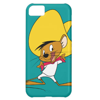 SPEEDY GONZALES™ Bow-Tie Cover For iPhone 5C