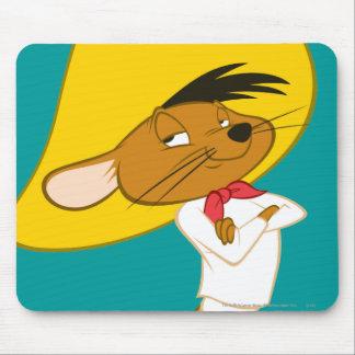 SPEEDY GONZALES™ Confident Color Mouse Pad