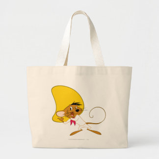 SPEEDY GONZALES™ in Color Large Tote Bag