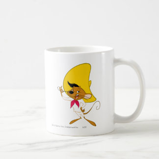 Speedy Gonzales Mustache Coffee Mug