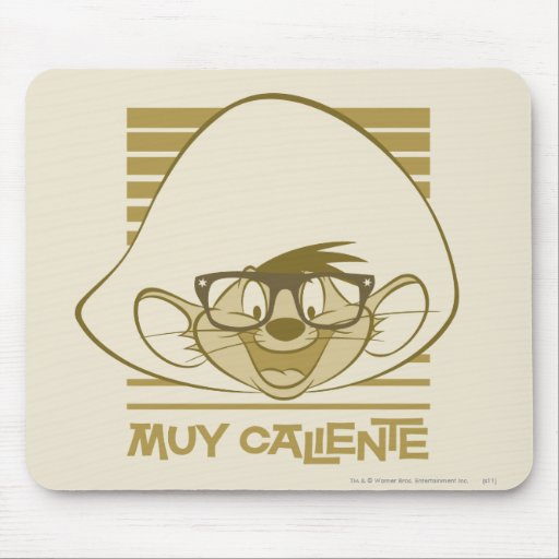 Speedy Gonzales - Muy Caliente Mouse Pads