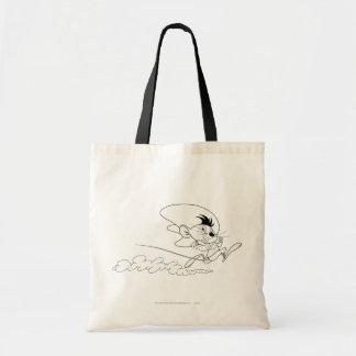 SPEEDY GONZALES™ Run Art Tote Bag