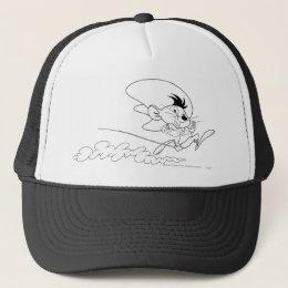 SPEEDY GONZALES™ Run Art Trucker Hat